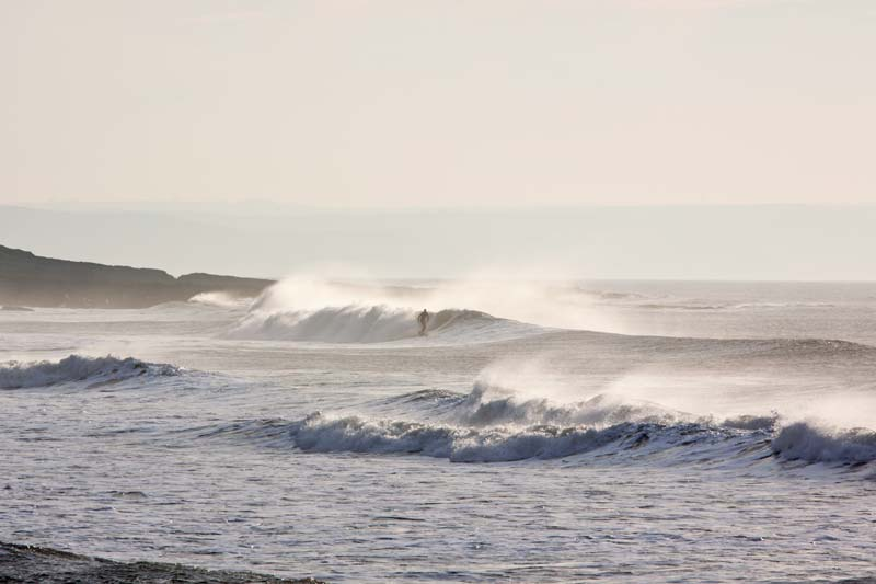 Green Rooms Croyde B&B Croyde Bay surfer