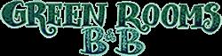 Green Rooms B&B Accomodation Croyde Bay North Devon Logo