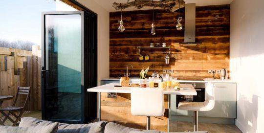 Boardroom kitchen