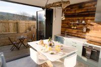 Boardroom kitchen view